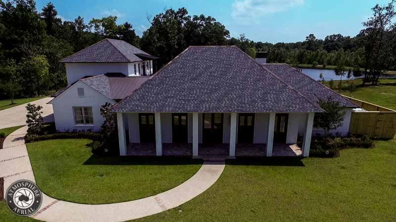 Baton Rouge Real Estate Drone photos