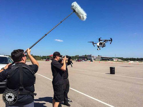 Drone Production DJI Inspire