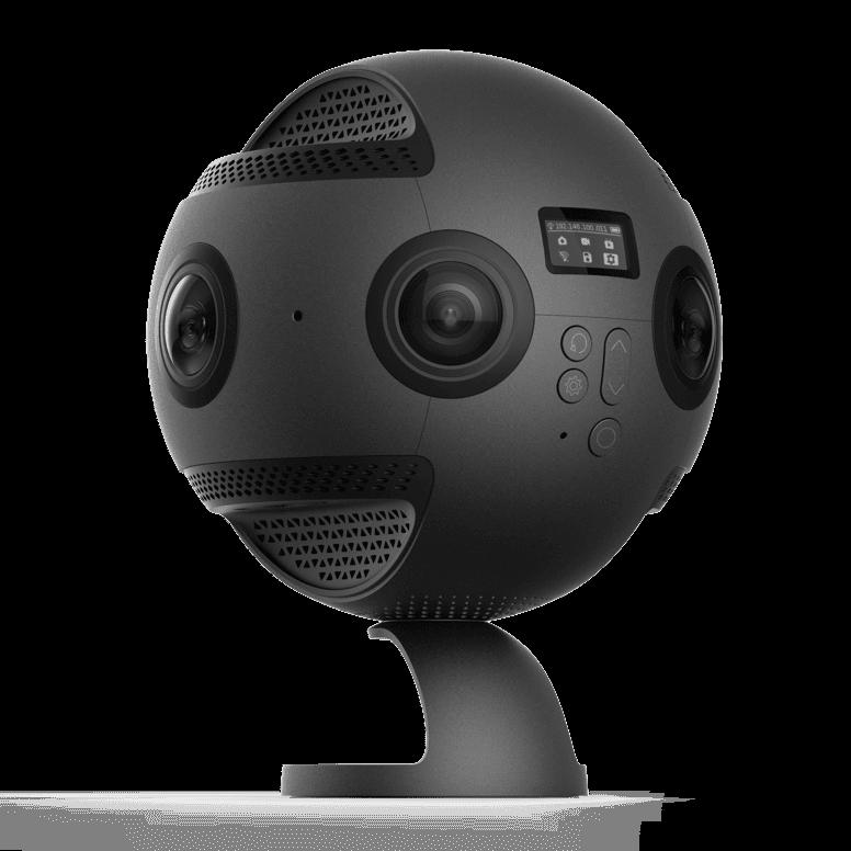 Rental gear insta360 Pro VR camera