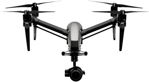 New Orleans Louisiana inspire 2 drone with x7 camera
