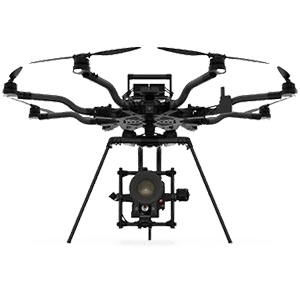 New Orleans Louisiana heavy lift drone the alta 8